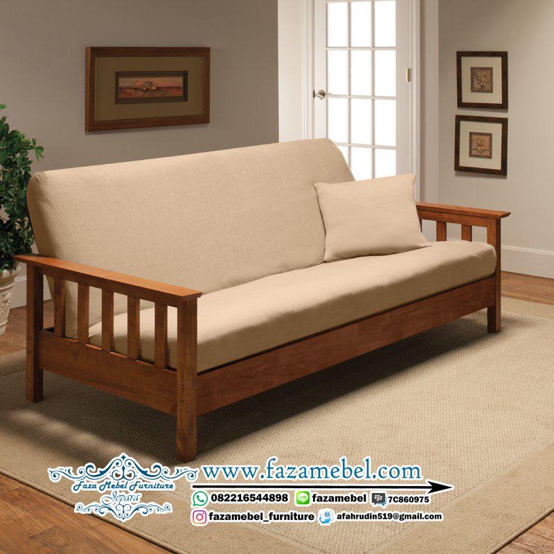 kursi-kayu-santai-depan-tv
