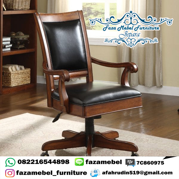 kursi-meja-kantor-kayu-jati-terbaru