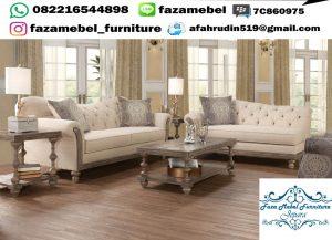 Kursi Sofa Ruangan Tamu Terbaru