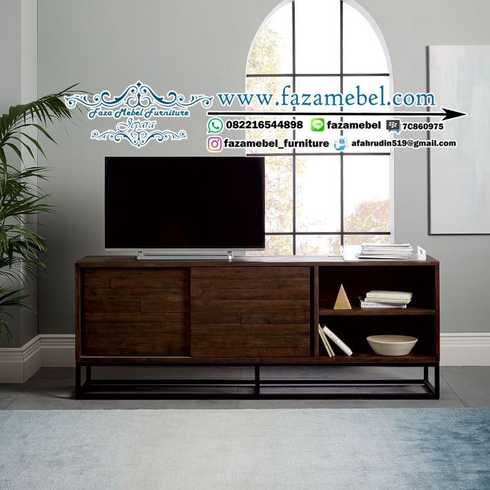 bufet-tv-minimalis-modern-terbaru