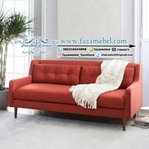 Sofa Minimalis Modern Untuk Ruang Tamu Kecil Terbaru