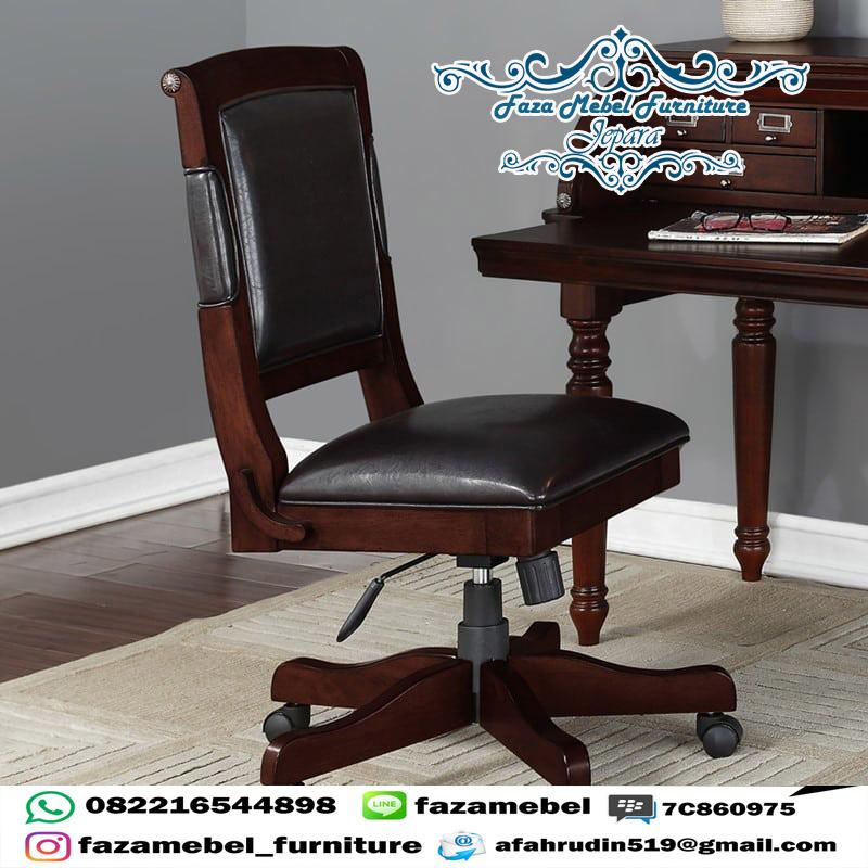 kursi-kantor-dari-kayu-jati-terbaru