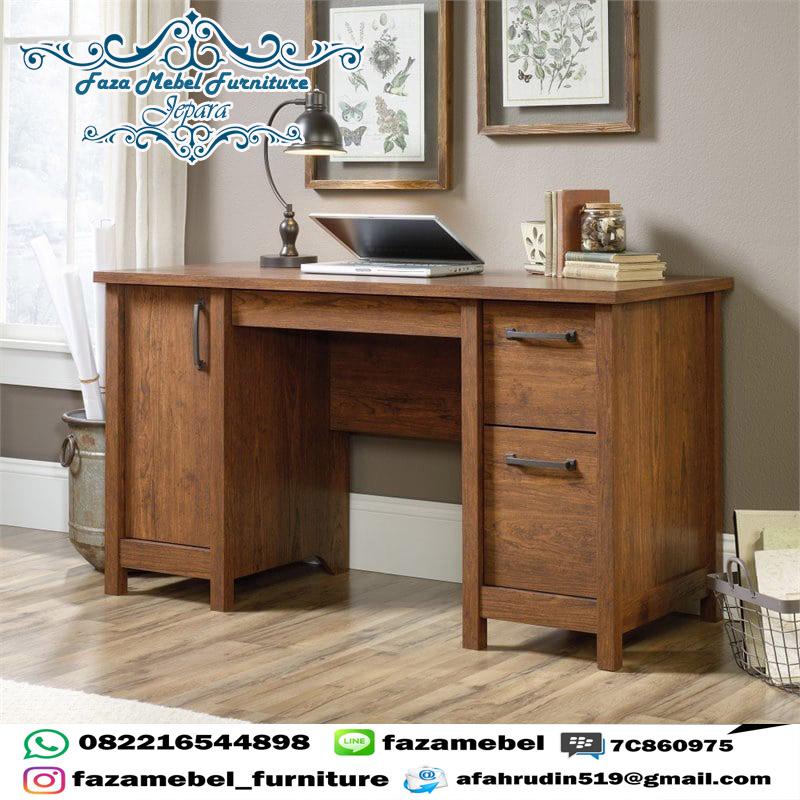 meja-kerja-kayu-jati-jepara-terbaru