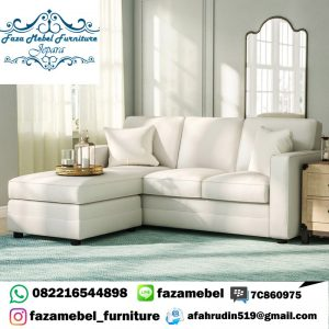 Kursi Sofa Tamu Sudut Terbaru