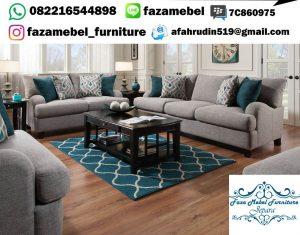 Kursi Tamu Sofa 2 Dudukan Dan 3 Dudukan Terbaru