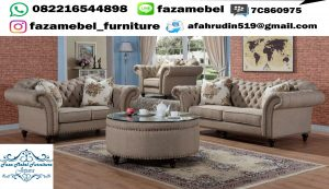 Kursi Tamu Sofa Elegant Terbaru