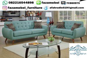 Kursi Tamu Sofa Retro Terbaru