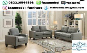 Set Kursi Tamu Sofa Oscar Terbaru