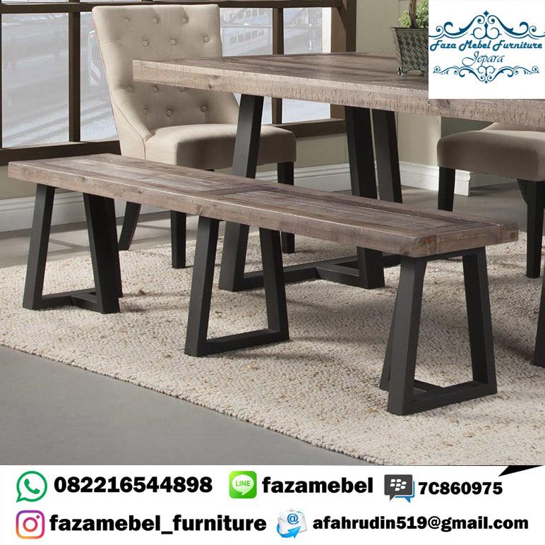 set-meja-makan-antik-kaki-besi-mewah (2)