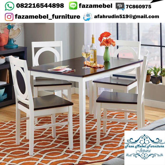 set-meja-makan-minimalis Modern-diko (1)