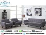 Kursi Tamu Sofa Model Retro Terbaru