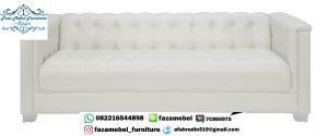 Satu Set Kursi Tamu Sofa