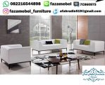 Set Kursi Tamu Sofa Minimalis Terbaru