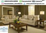 Sofa Tamu Elegant Satu Set
