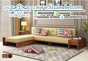 Harga Sofa Minimalis Informa